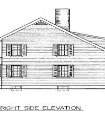 Saltbox House Plans Designs Saltbox House Plans