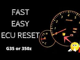 Reset Service Engine Soon Light How To Reset Service Engine Soon Light On A 2008 Nissan Altima