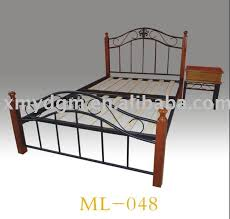 Wood And Metal Bed Frame Wooden Bed Posts Wooden Bed Posts Suppliers And Manufacturers At