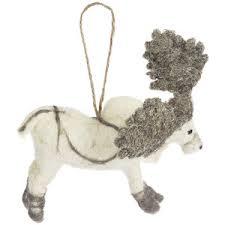 cody foster u0026 co minnetonka moose christmas tree decoration