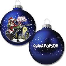 official osaka popstar ltd ornament w digital single misfits