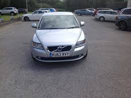 volvo s40 se lux sat nav and heated seats used vehicle by