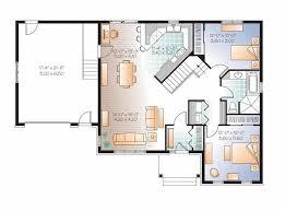 modern open floor plans modern home floor plans open plan homes house plans 79197