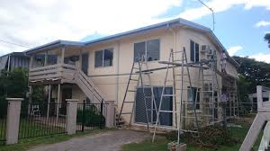 chris paterson house painting cost roof spraying exterior