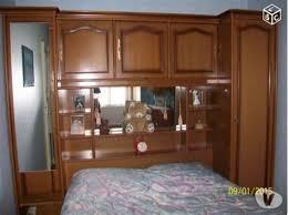 chambre a coucher avec pont de lit armoire penderie avec miroir 14 chambre coucher pont lit clasf