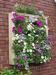 Diy Vertical Pallet Garden - 25 vertical and box recycled pallet planters pallet furniture