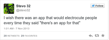 I Wish There Was Every by 12 Genius App Ideas That Should Totally Become A Reality