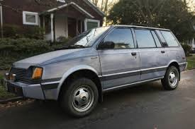 2 700 4wd 5 speed 1986 dodge colt vista