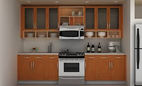 using different wall cabinet heights in your ikea kitchen cabinets