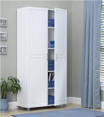 wardrobe storage cabinet white systembuild furniture kendall 36 storage cabinet white