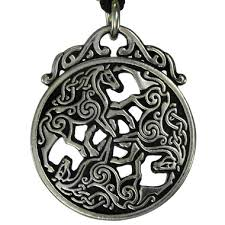 horse necklace pendants images Celtic knot horse triskele pendant equine jewelry goddess epona jpg