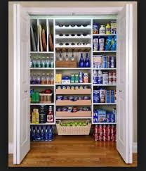 Pantry Shelving Ideas by Freedomrail White Pantry Design Yours At Http Organizedliving
