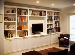 Inbuilt Bookshelf Fitted U0026 Built In Furniture Cupboards Bookcases Wardrobes