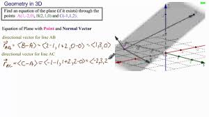 planes equation equation of plane through 3 equation of plane through 3 source abuse report