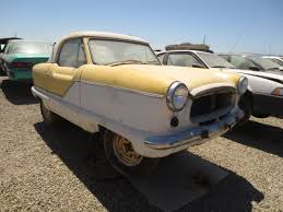 junkyard find 1960 nash metropolitan the truth about cars