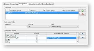 hr schema tables data creating a table dbvisualizer 9 1 users guide dbvisualizer users
