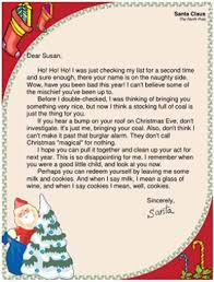 santa letters santa letters children s correspondence to and from