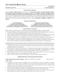 Resume Samples Marketing by 7 Best Images Of Strategic Planning Marketing Resume Samples