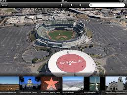 Google Maps Los Angeles Ca by Google Earth Update Brings 3 D Maps To Apple U0027s Ipad Iphone Wired