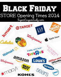 black friday store opening times 2014 coupon