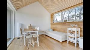 scandinavian modern tiny house small house design ideas youtube