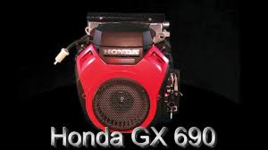 honda gx690 360 mp4 youtube