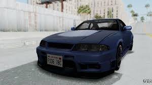 Nissan Gtr R33 - nissan skyline r33 gt r v spec 1995 for gta san andreas