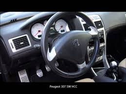 peugeot 2 door sports car peugeot 307 sw sport rugby world cup 2007 youtube