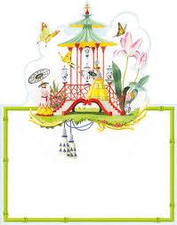 caspari cards sponsor welcome caspari and harrison howard s chinoiserie garden