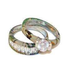 camo wedding rings with real diamonds camo wedding rings for camo wedding rings with real
