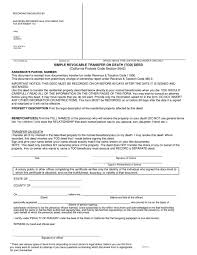 Bill Of Sale Car Pdf by California U0027s Transfer On Death Deed What You Need To Know