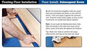 lumber liquidators installing clic flooring