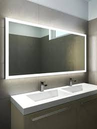 bathroom mirror heated battery operated light up bathroom mirrors the best led mirror