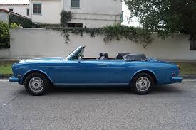 bentley corniche convertible 1980 rolls royce corniche connolly leather stock 336 for sale