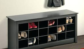 narrow hall shoe bench entryway shoe storage bench plans small