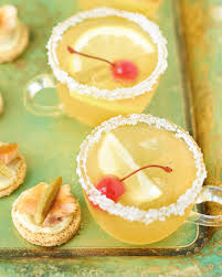 holiday punch recipes martha stewart