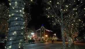 fort collins christmas lights very attractive fort collins christmas lights old town welcomes
