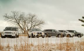 lr4 land rover off road acura mdx vs audi q7 bmw x5 land rover lr4 lexus gx460