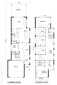 narrow house plans for narrow lots house plans a solution for small house floor plans