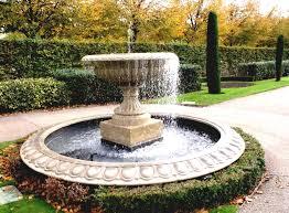 Diy Patio Fountain Fountain Garden Corner Champsbahrain Com