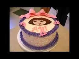 how to make dora cake youtube