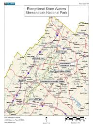 Floyd Va Map Virginia Deq Exceptional State Waters Tier Iii