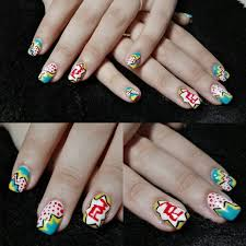 40 personable nail art for square nails to set the ultimate