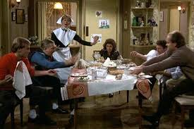 best thanksgiving tv episodes seinfeld west wing apartment