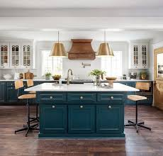 fixer blue kitchen cabinets pin on new kitchen