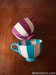 decorate your own tea cup best 25 paper tea cups ideas on tea party crafts