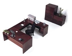 u shaped executive desk desk designs room home office concept free executive u shaped black