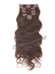 Sunkissed Brown Hair Extensions by 215g Hair Extensions