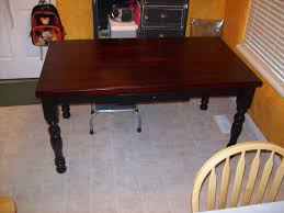 refinish oak kitchen table best refinish kitchen table natures art design design of