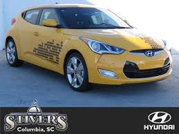 hyundai veloster for sale in columbia sc